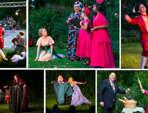 """Congratulations to the Cast and Crew of """"Into the Woods"""""""